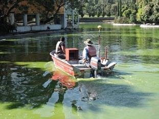 BATIMETRÍA (lagos y ríos)